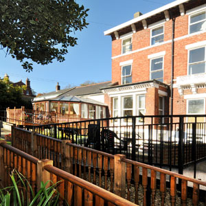 Cedar House Care Home Sunderland